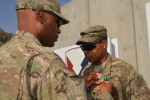 New York National Guard Soldiers recognized for combat action