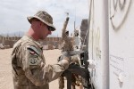 Logistics paratroopers resupply Ghazni bases