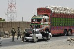 Afghan Border Police station open for 24-hour operations in Spin Boldak