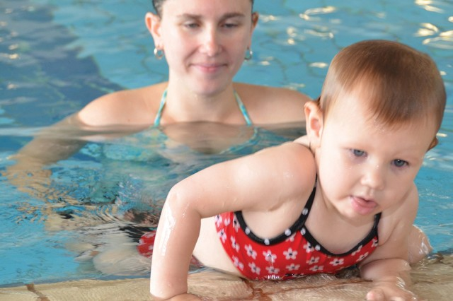 Baumholder Aquatics Facility offers a place in the water for young and old