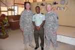 USARAF chaplains conduct combat stress management for AFL