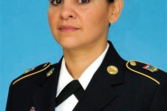 2nd Lt. Christina Corenjo, a Soldier with the 100th Missile Defense Brigade, Colorado Army National Guard, died July 13.