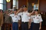 Pehrson assumes command of West Point Health Service Area