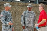 5th En. Bn. commander talks resiliency with radio voice of KC Chiefs