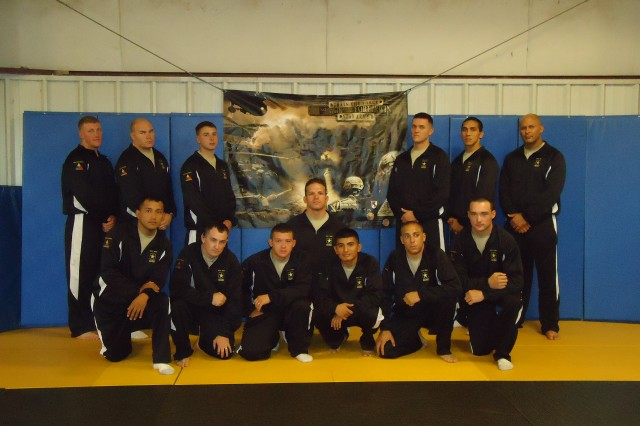 Fort Irwin combatives team heads to Armywide championship