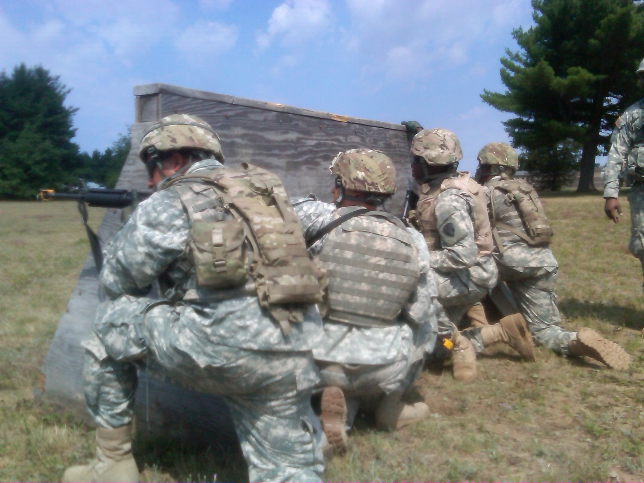 how to prepare for the rifleman in the army