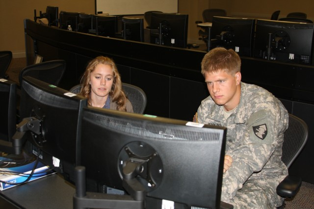 Cadet learns at SMDC during summer break