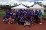 Sergeant Audie Murphy Club rallies PRMC staff to support local youth at annual track, field event
