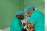U.S., Dominican medical personnel working together to improve eyesight