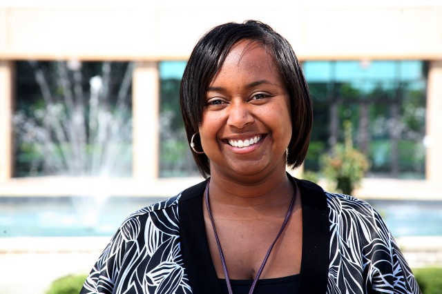Charlene M. Murphy has worked as an accountant with the U.S. Army Space and Missile Defense Command/Army Forces Strategic Command at Redstone Arsenal for more than four years.