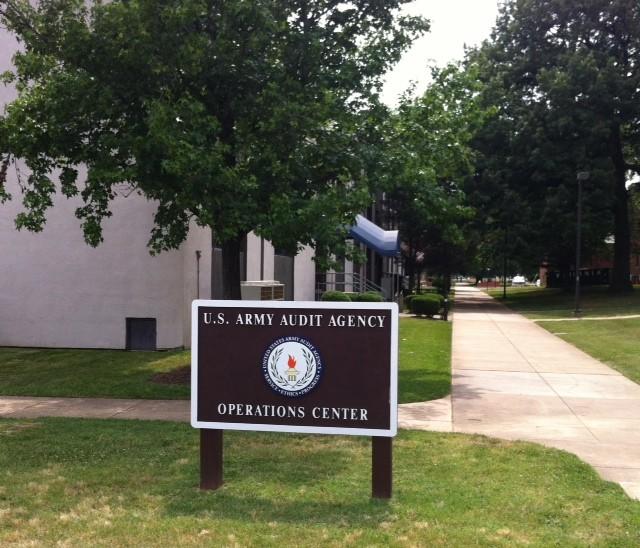 U.S. Army Audit Agency Operations Center, Fort Belvoir, VA