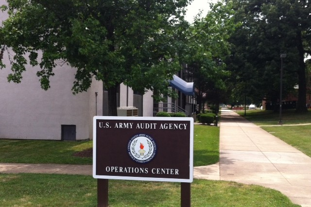 U.S. Army Audit Agency Operations Center, Fort Belvoir, VA