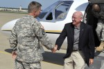 ASA Lamont visits Fort Campbell to discusses force manning, manpower issues