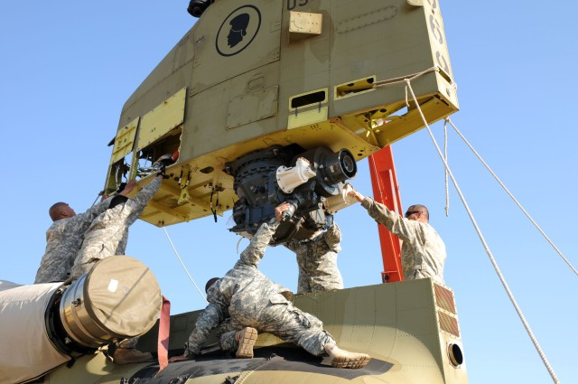Hawaii National Guard provides helicopters to support Southern Accord 12 in Botswana