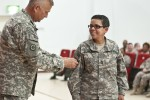 316th Soldiers Earn Combat Patch