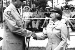Former Women's Army Corps commandant dies at age 101
