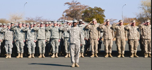Ceremony kicks off Southern Accord 12 in Botswana