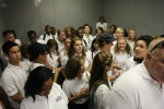 Military teens gather to meet leaders at first Joint Services Teen Council