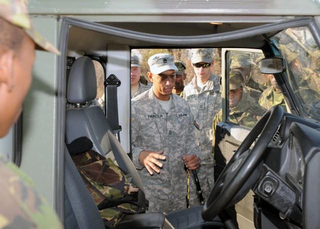 Training at Southern Accord 2012 demonstrates strong partnership between U.S., BDF