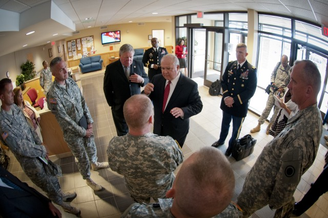 Army leadership underscores the importance of care for Soldiers and families