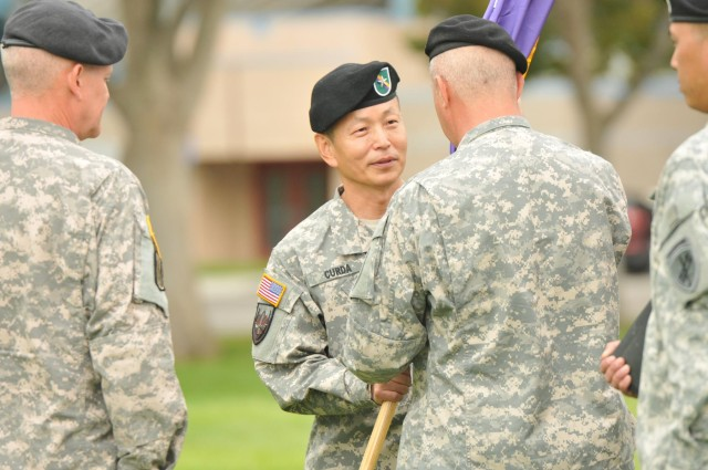 Pacific-aligned Civil Affairs Command welcomes new commander