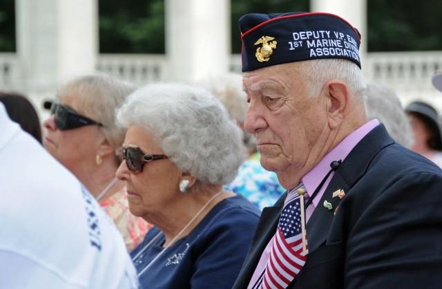 Guadalcanal Marine Veteran