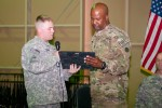 Sustainer speaks at Third Army WLC graduation