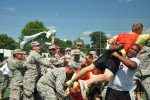 2 BCT celebrates their win