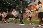 Lessons learned on the court help NCO lead Soldiers