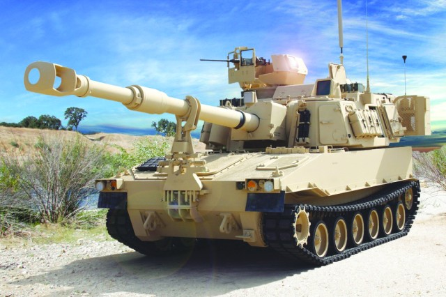 Picatinny manager David Musgrave seeks more data on how the M109 Paladin is used in the field, information that would help engineers improve the system.