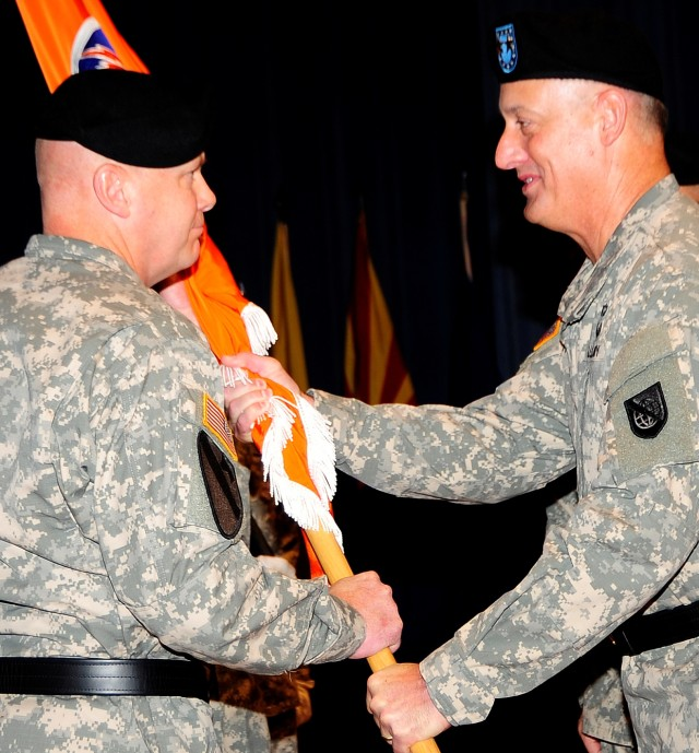 Morrison new commanding general of 7th Signal Command (Theater)