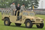 Petraeus returns to Fort Campbell to celebrate 70th anniversary