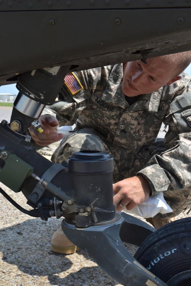 Crew chiefs learn to train future generations through MTT