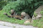 Wolfhounds follow sister battalion to South Korea