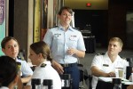 Top cadets, midshipman gather for annual leadership conference