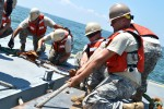Joint Logistics Over the Shore: Waterborne Soldiers - The Force Behind the Trident