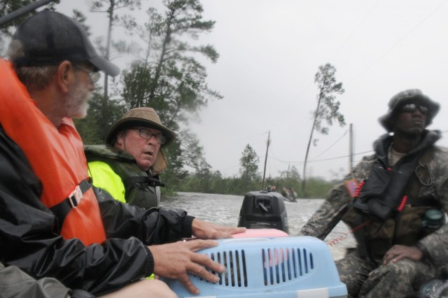Mississippi National Guard provides post-Hurricane Isaac Relief