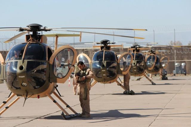 Afghan pilot program achieves milestone with first graduates