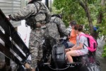 Louisiana National Guard continues rescue operations, assists in areas affected by flooding from Hurricane Isaac