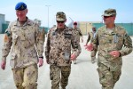 Brig. Gen. Madower and Brig. Gen. Katz visit the DFIP