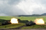 Fuji Firepower demo shows off Japanese defense force's weapons, aircraft capabilities