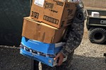 CJTF-HOA members deliver 'care' to orphanage