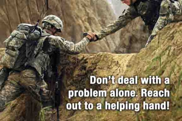 Suicide Prevention in the Army