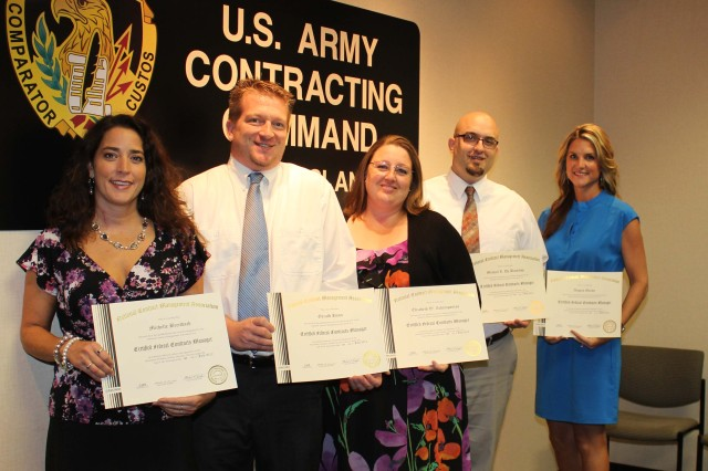 ACC-RI employees perform well on NCMA certification test | Article ...