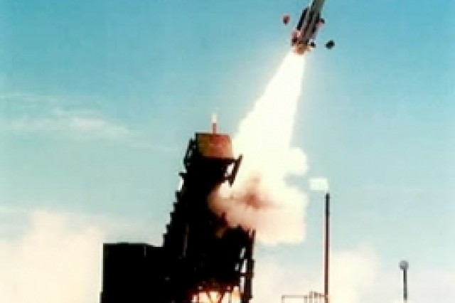The Patriot Missile System, developed at Redstone Arsenal in the 1970s and '80s, was named as one of the Army's Big 5 military systems in the '80s. It remains a vital part of the Army arsenal today.