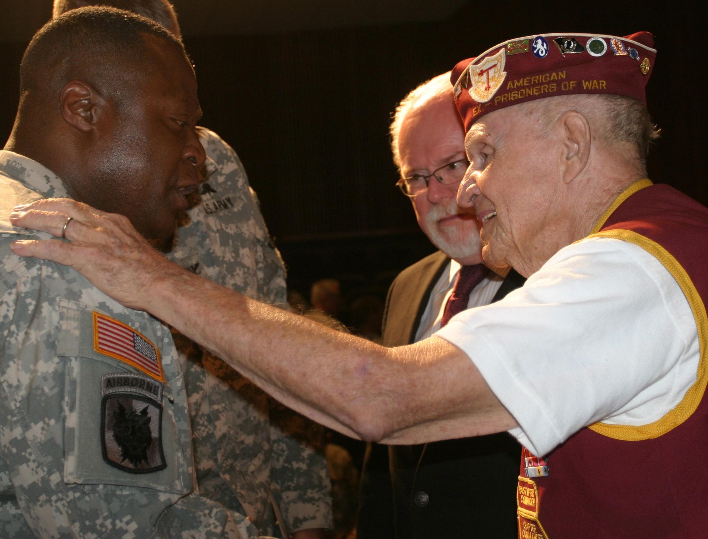 War veteran receives Bronze Star for service   Article   The