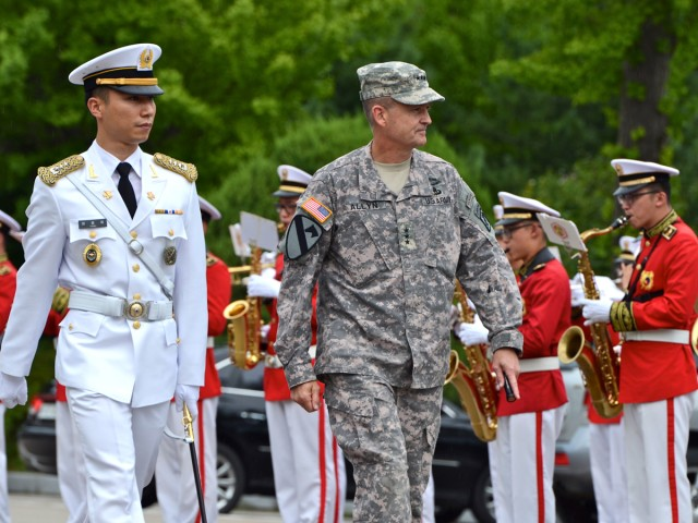 Army units from across U.S. take part in UFG 2012