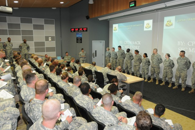 USARPAC MEDEX 12 gives opportunity for Japanese and US medics to train