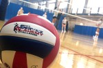 Academy women's volleyball teams compete at Pentagon
