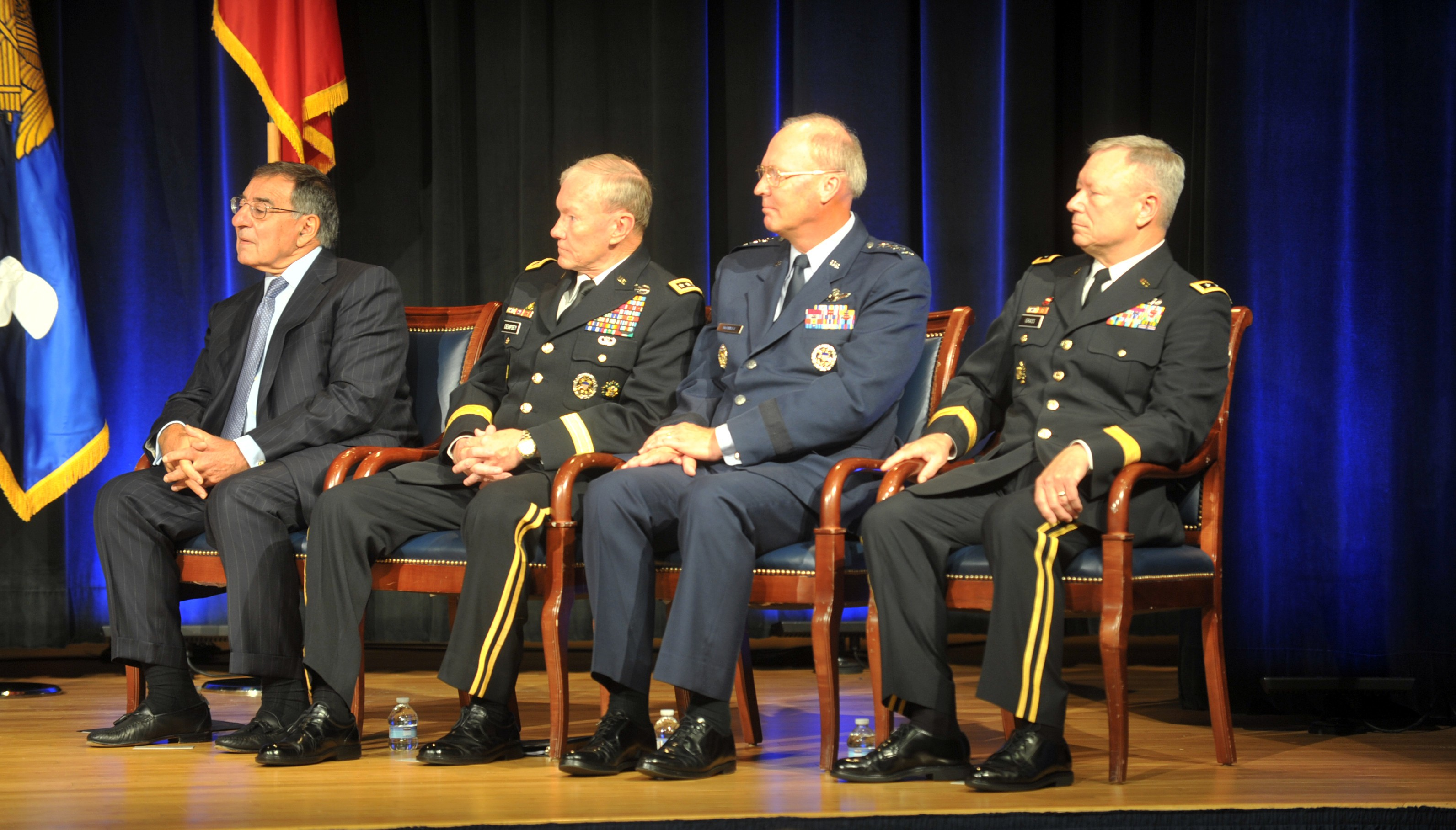Grass becomes 27th chief of national guard bureau for Bureau chief